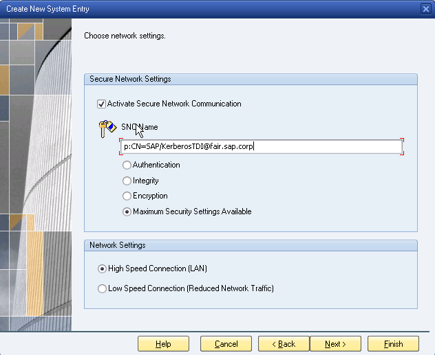 How to configure SAP NetWeaver Single Sign-On for SAP GUI for