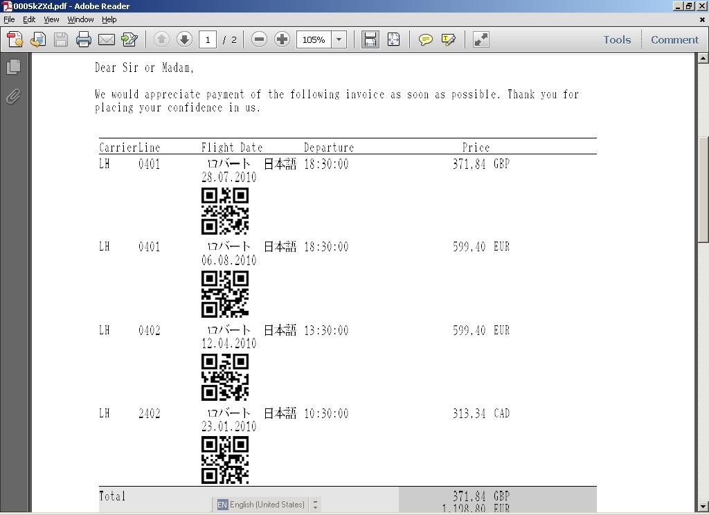 Identcode