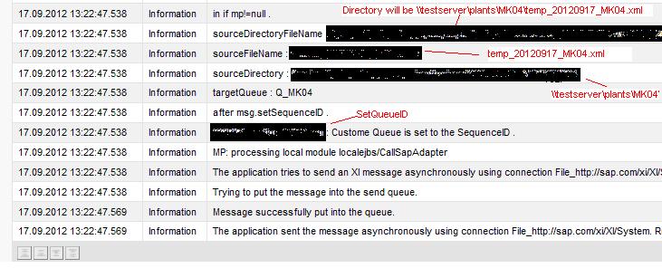 setting queue dynamically using adapter module sap blogs