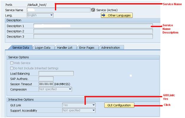 RF Menu Configuration with ITS Mobile | SAP Blogs