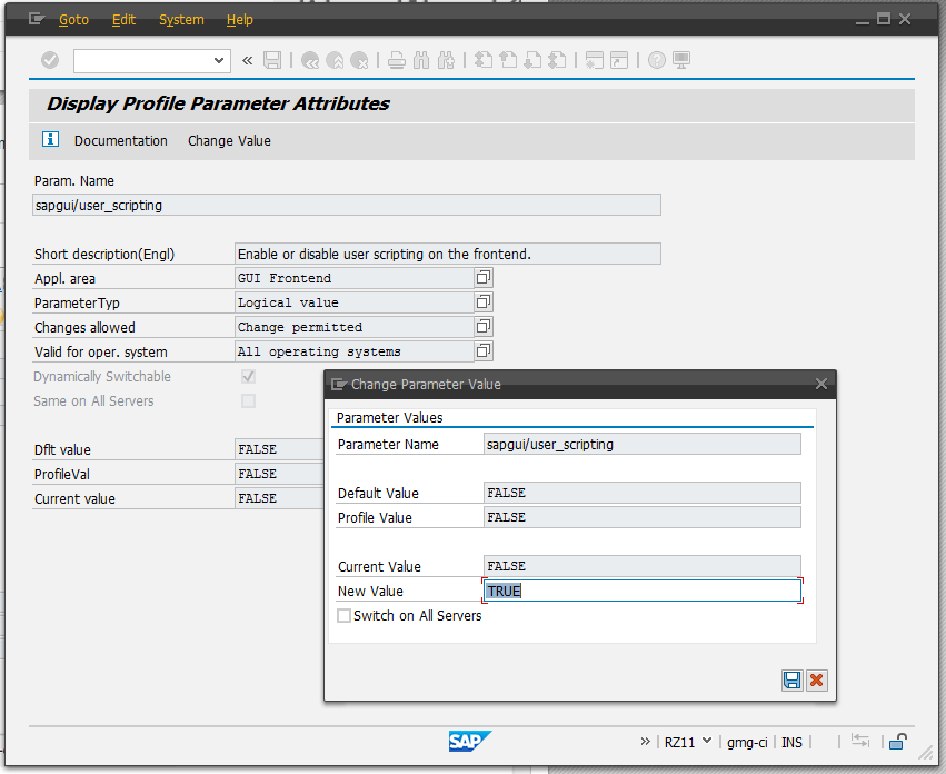 Introduction to SAP Gui Scripting | SAP Blogs