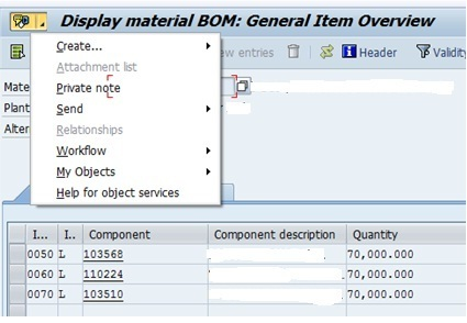 Activating Generic Object Services Toolbar in SAP Objects