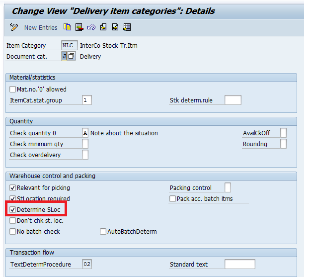Determining The Picking Location Automatically Sap Blogs
