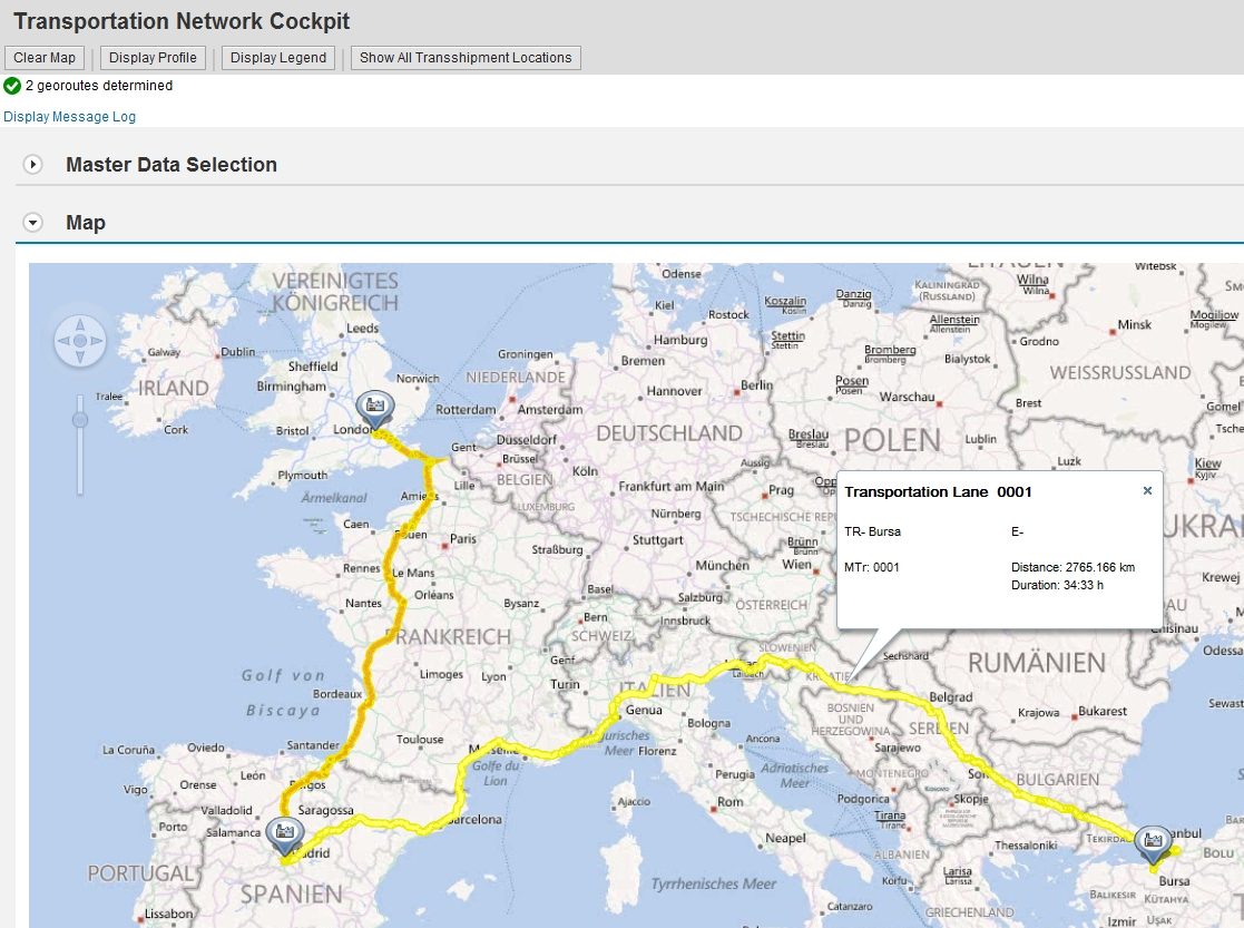 Monday Knowledge Snippet (MKS) – 23 Detailed Routes on Geo ... on java map, purple map, qualcomm map, great plains map, california republic map, project management map, sql map,