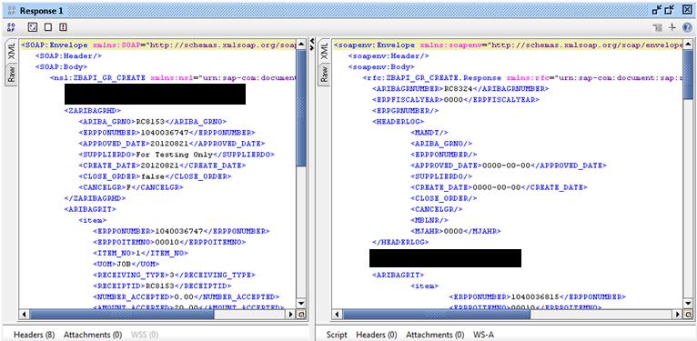 mock services soapui creation for sap pi simple load test sap blogs