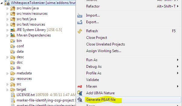 Project structure pear file generator.jpg