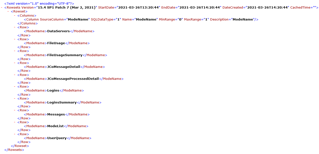 service%3DMonitoring%20mode%3Dmodelist%20content-type%3Dtext/xml%20Result