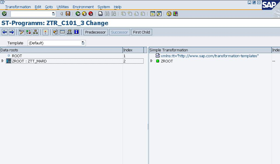 A simple and sample program to get the internal table data into XML