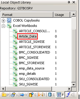 Data Transfer from Excel File to Database | SAP Blogs