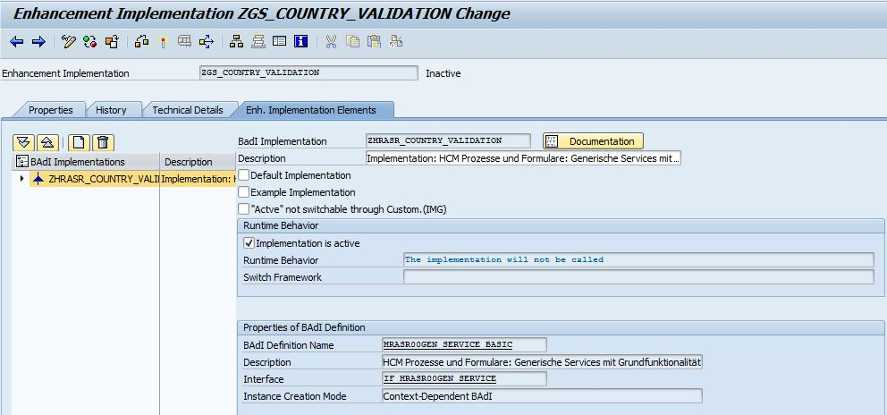 Part 5: basic HCM Process and Forms scenario (Backend Service) | SAP ...
