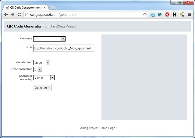 Using SAP NetWeaver Cloud to link from a QR code to Apple