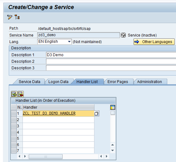 Bring Data to Life – Integrating D3 js in SAP via RESTful