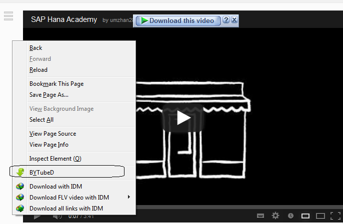 How to download all HANA Academy videos for beginners | SAP Blogs