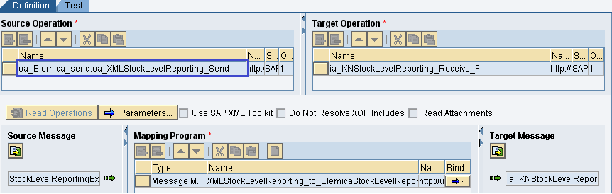 binding multiple interfaces with pi 7 1 operations sap blogs