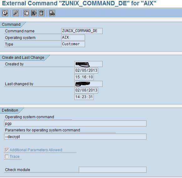 PGP File Encryption, Decreption using SM 69 in ABAP | SAP Blogs