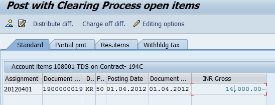 TDS Process , Issue Certificate & Quarterly return | SAP Blogs