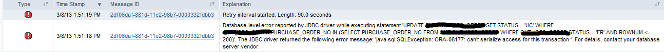 JDBC_Commn Channel Error.png