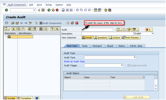 Numbering routine in sap audit management sap blogs provide the name of the object before numbering routine is implemented malvernweather Gallery