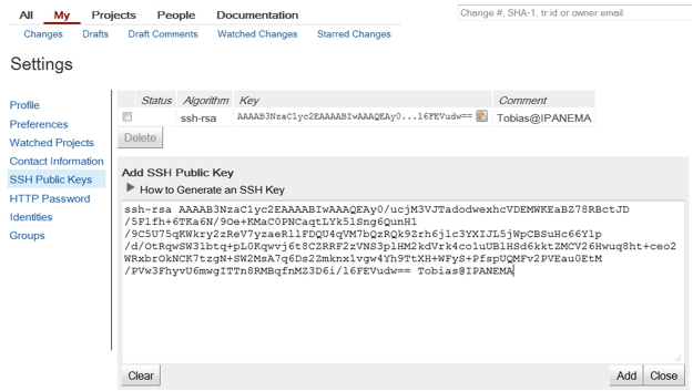 Configure Gerrit under Windows | SAP Blogs