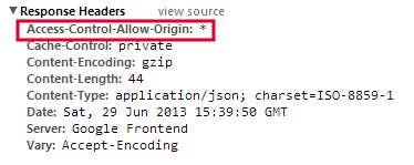 """Solving """"Same Origin Policy"""" Issue in different ways 