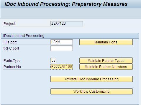 lsmw configuration in sap pdf