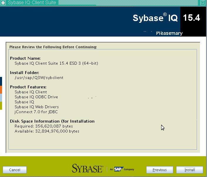 SYBASE IQ 15.4 ODBC WINDOWS 8 X64 DRIVER DOWNLOAD