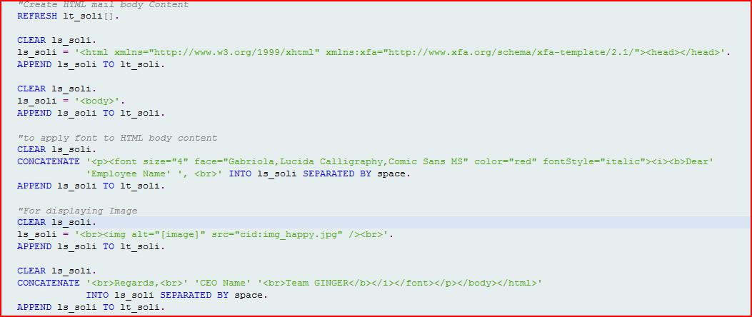 Image in Mail body in ABAP | SAP Blogs