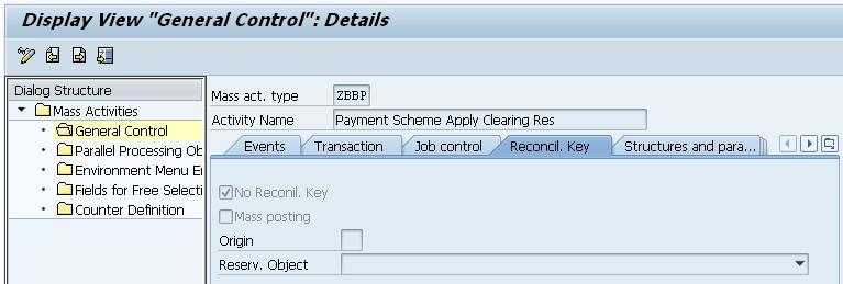 Create Custom Mass Activity for your Program – Config   SAP