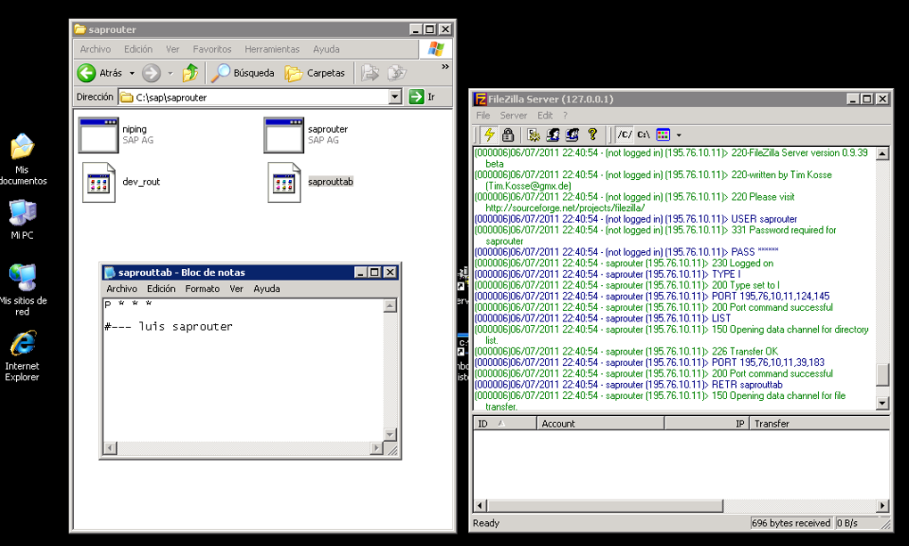 Manage Saprouter / Saprouttab from Solution Manager | SAP Blogs