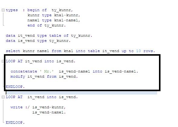 field symbols in abap pdf