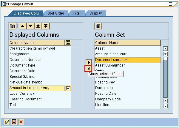 How to manage SAP report Layout? | SAP Blogs