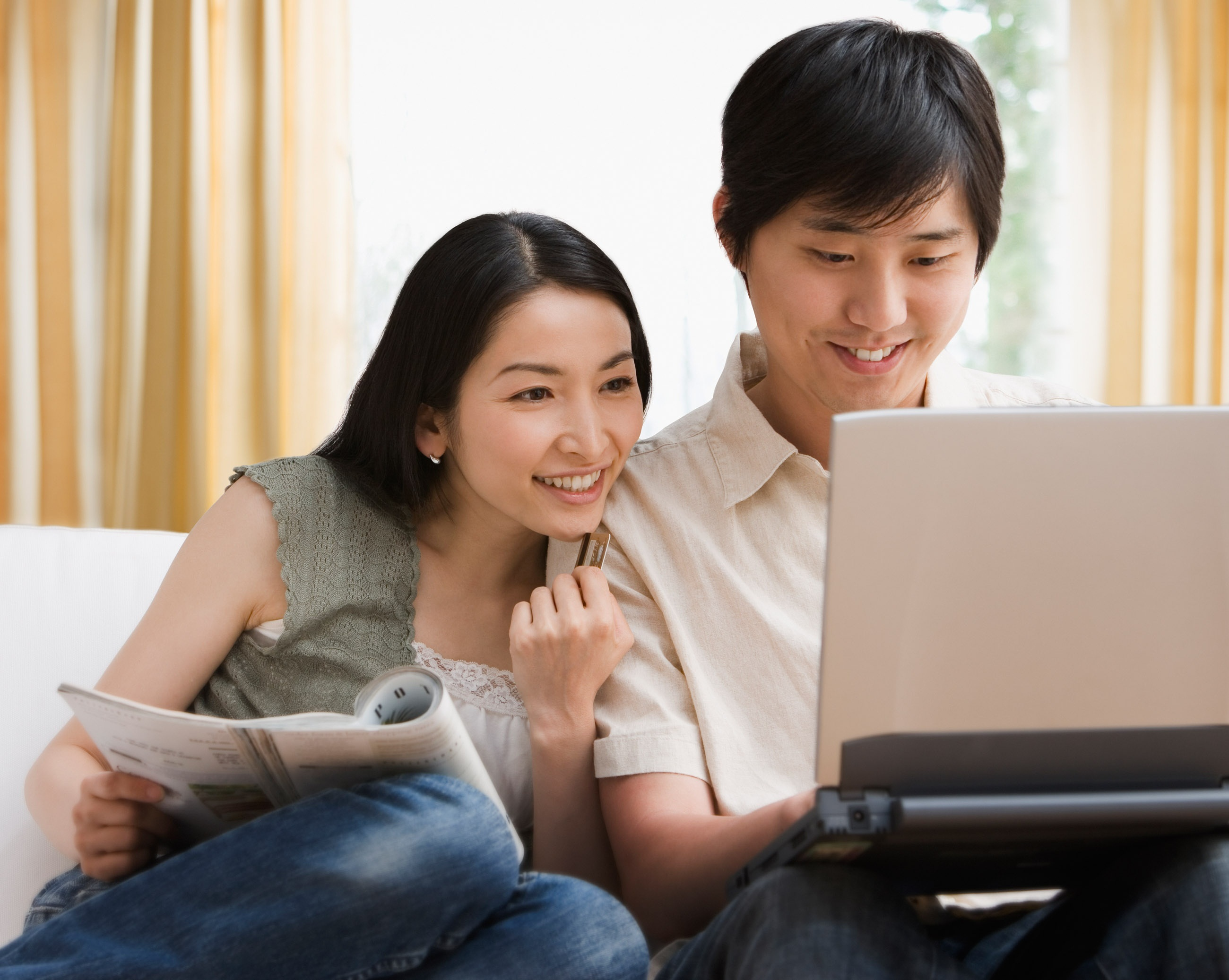 Asian Couple Online Purchase.jpg
