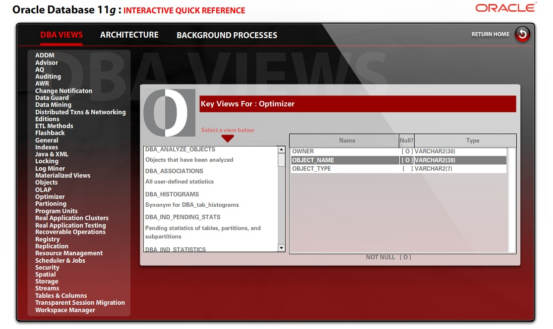 Oracle Interactive Quick Reference   SAP Blogs