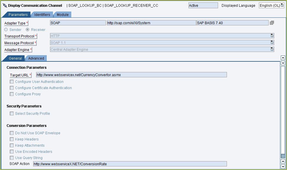 SOAP Lookup from UDF | SAP Blogs