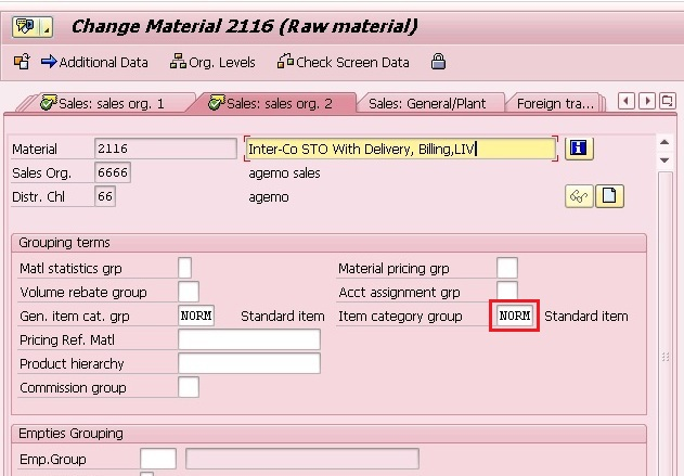 Inter-company STO with SD Delivery, Billing & LIV | SAP Blogs