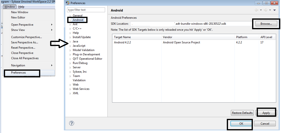 10 steps to develop SUP101 Android Native application [Part I] | SAP