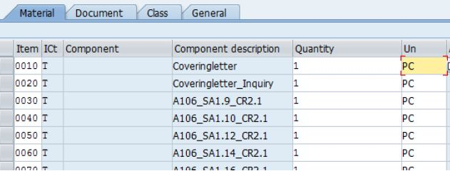 BOM Configuration BOM Modification Parameters SAP Blogs
