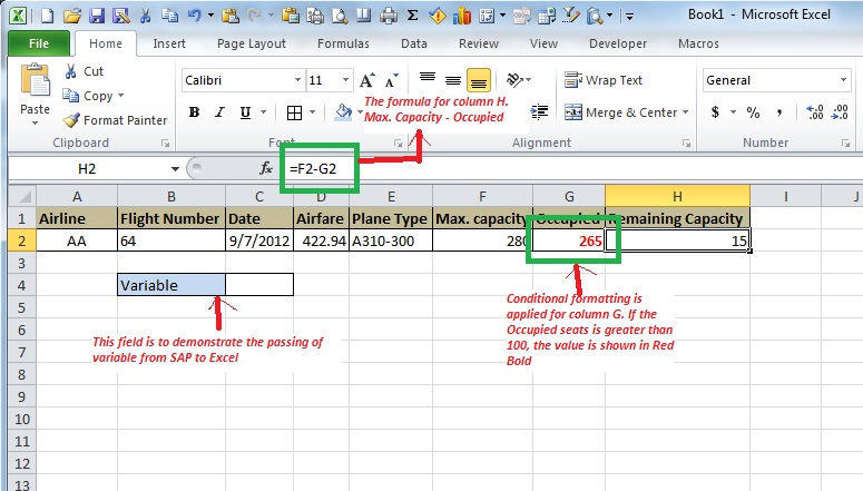 Download MS Excel with formatting options using XSLT – Part