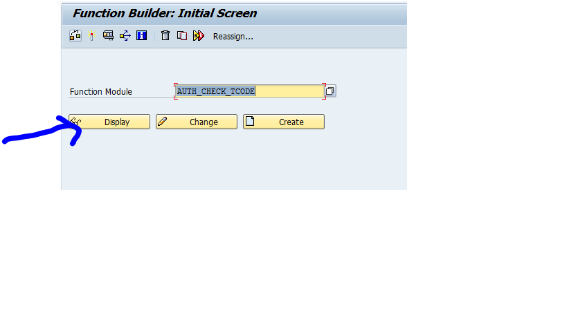 ABAP tip and trick to break Tcode access to not so