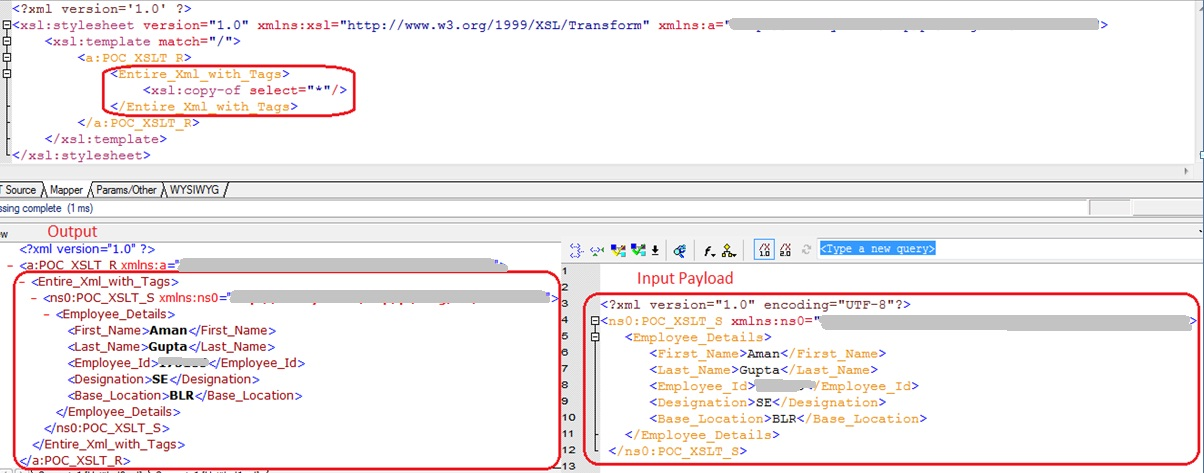 Useful Xslt Mapping Functions In Sap Xipi Sap Blogs