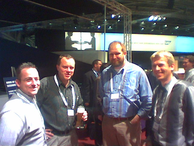Brian McKellar SAP TechEd 2004 Munich.jpg