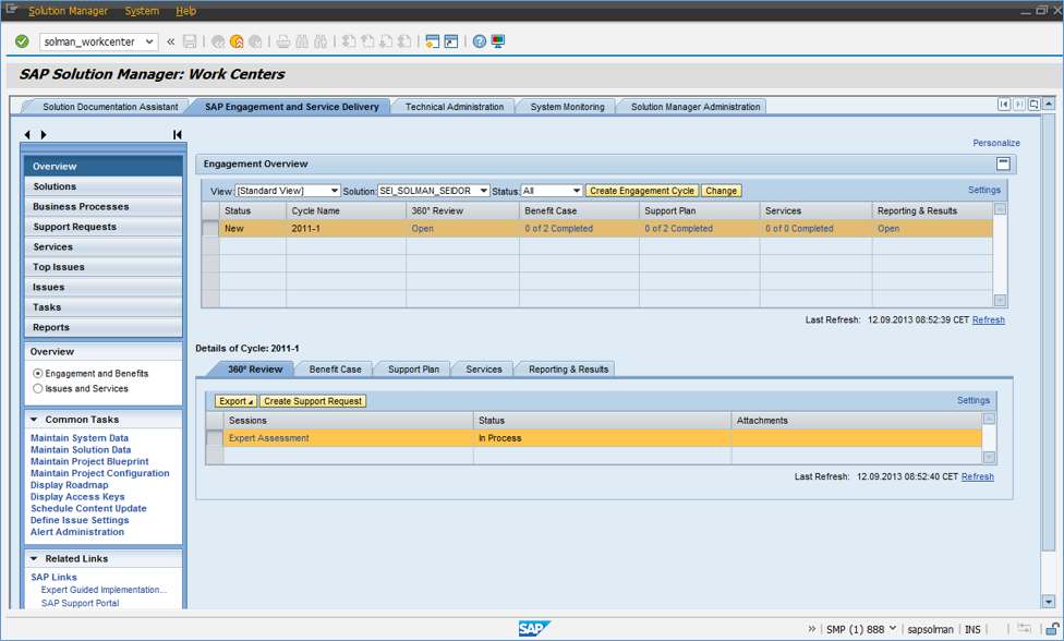 Step by step - GSS Performance Optimization check - SAP Blogs