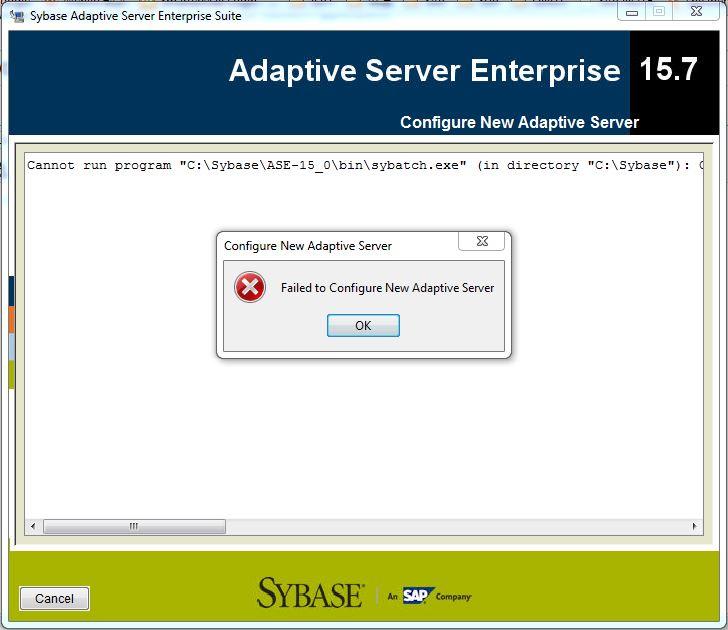 adaptive server