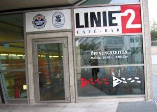 Linie 2 Munich Convention Center Pub.jpg