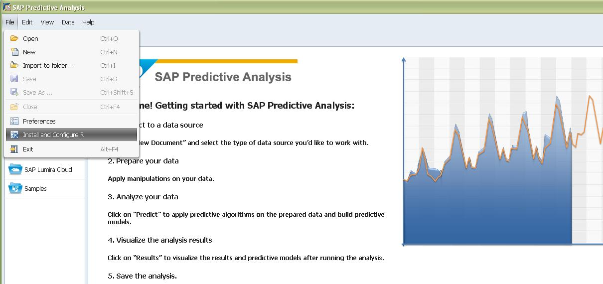 Configuring R 2 15 1 to be used with SAP Predictive Analysis | SAP Blogs