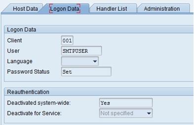 Configuring SAP SMTP service | SAP Blogs