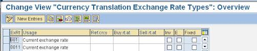 FX Rates and Currency Exchange in #SAP #BW