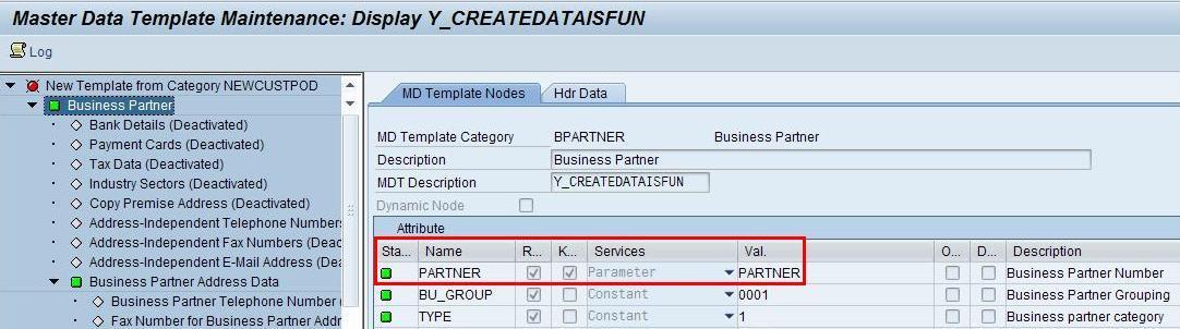 Master Data Template In IsU  Multiple Contracts  Sap Blogs