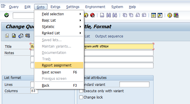 10 Useful Tips on Infoset Queries   SAP Blogs