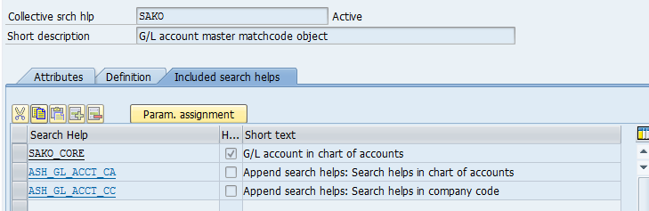 Enhancement of standard search helps in SAP | SAP Blogs